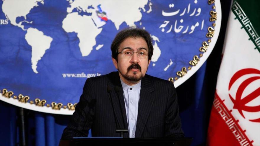 Irán tacha de 'repetitiva y sin fundamento' declaración de OTAN