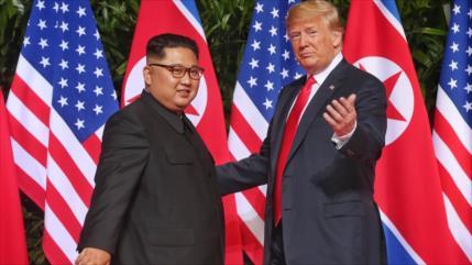 ¿Trump suspende maniobras con Corea del Sur por paz o dólar?