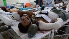 Al menos 18 muertos en un atentado suicida en Afganistán