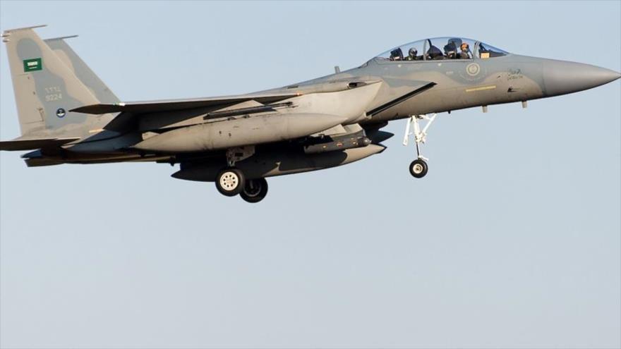 Coalición saudí lanza ataques contra aeropuerto de Al-Hudayda