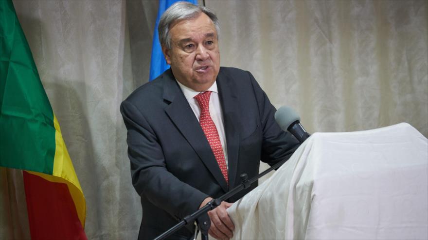 Guterres urge investigaciones sobre masacre israelí en Gaza