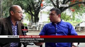 Enrique Torres: Ingobernabilidad es principal problema de Colombia
