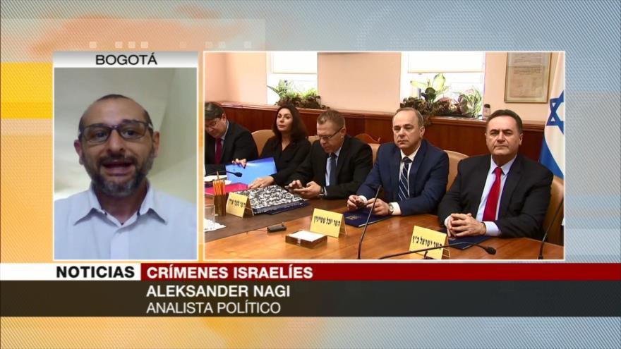 Nagi: Vídeos captados por reporteros revelan crímenes de Israel