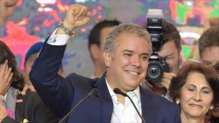 """Duque anuncia """"correcciones"""" al pacto de paz con las FARC"""