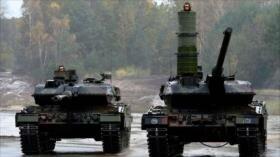 Alemania busca un aumento multimillonario de su gasto militar