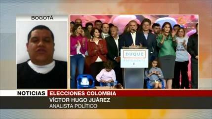 Juárez: Colombia retornará a la ultraderecha más conservadora
