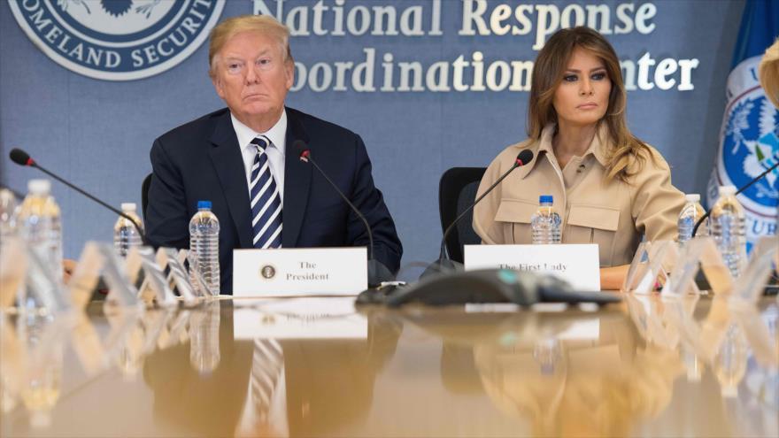 Melania Trump pide fin de separación de niños y padres migrantes