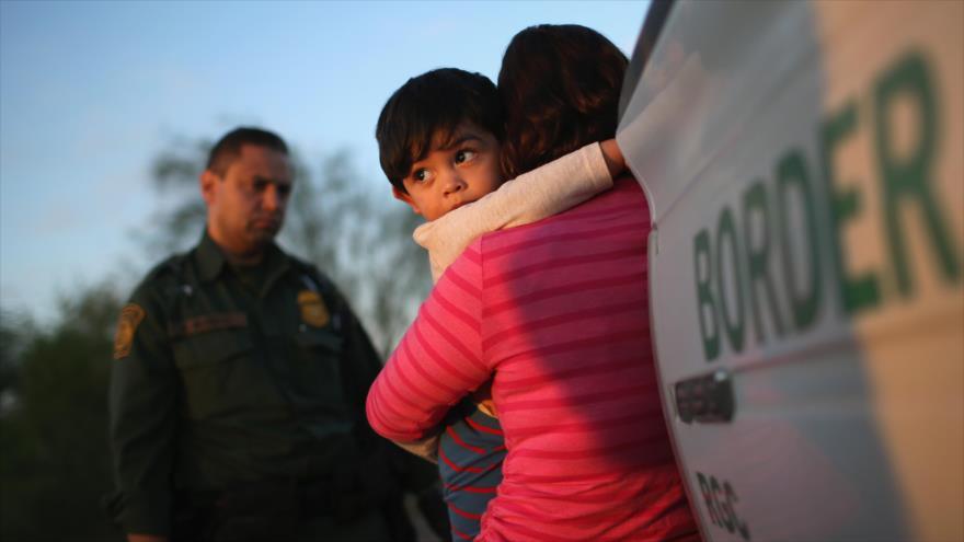 ONU critica la 'inadmisible' separación de niños migrantes en EEUU