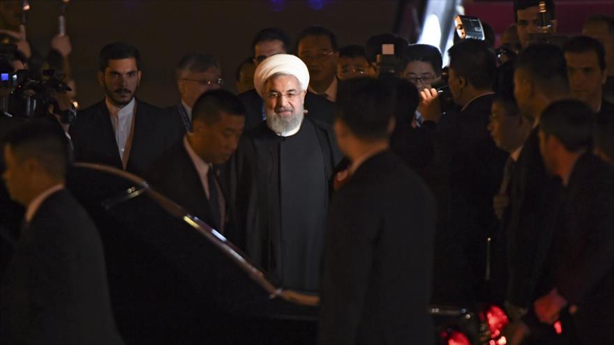 Presidente de Irán visitará Suiza y Austria