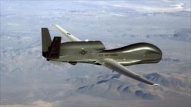 Dron espía de EEUU realiza una misión cerca de Crimea