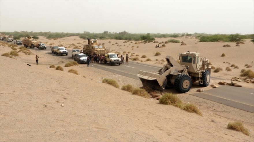 'Riad y sus aliados están en una guerra de desgaste en Al-Hudayda'