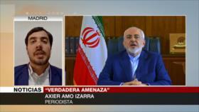 Amo Izarra: Israel es la única amenaza nuclear en Oriente Medio