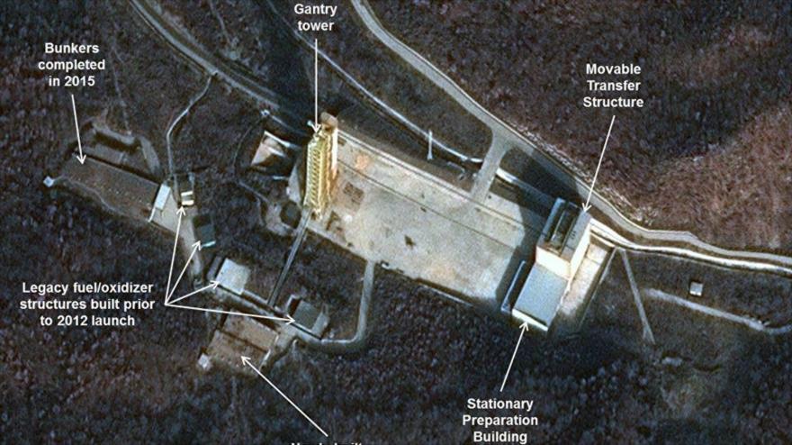 Pyongyang tiene 3000 instalaciones vinculadas a armas nucleares