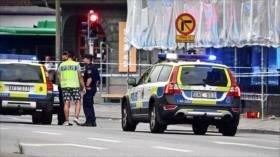 Un muerto y cuatro heridos en un tiroteo en Suecia