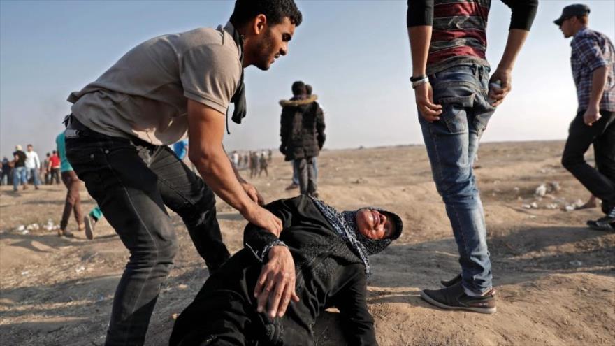 CICR: Uso de fuego real contra palestinos crea crisis sin precedentes