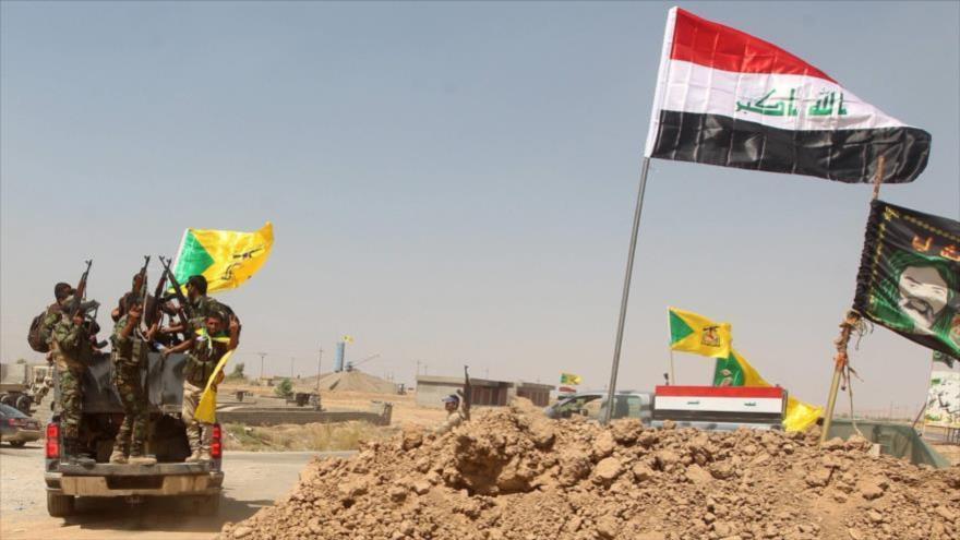 Irak condena los ataques contra fuerzas que combaten a terroristas
