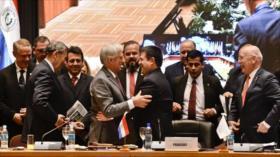 Cumbre de Mercosur se centra en Venezuela y acuerdo con UE