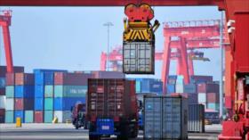 China promete responder al 'chantaje' de EEUU con los aranceles