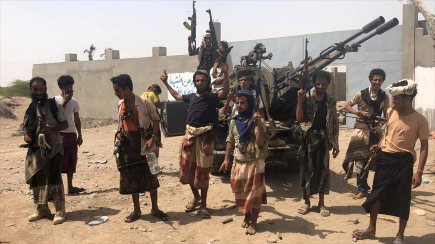 ONU: ofensiva saudí contra Al-Hudayda desplaza a 25 000 civiles