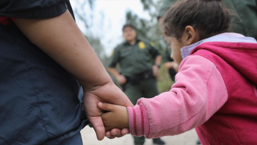 AI: la separación de familias migrantes es una crisis creada por Trump