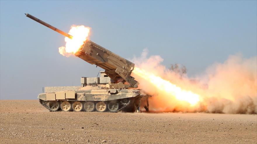 Ejército gana terreno al EIIL en Deir Ezzor