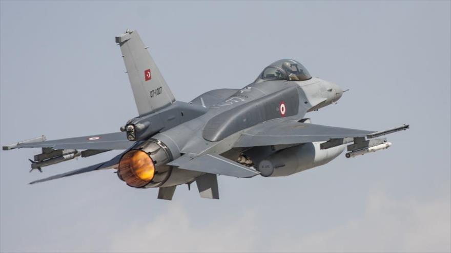 Turquía bombardea y mata a 26 combatientes del PKK en Irak
