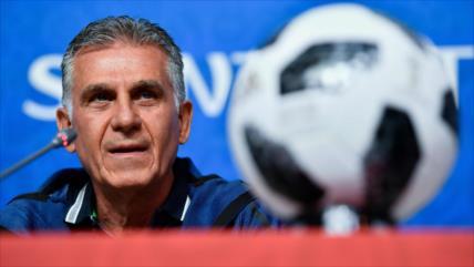 Irán-España en el Mundial, hora de la revancha para Carlos Queiroz