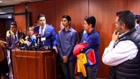 Jueza vincula a Rafael Correa con un delito de secuestro