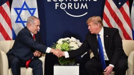 Trump prometió en secreto proteger arsenal nuclear israelí