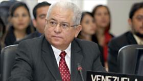 Venezuela refuta el informe 'extremadamente politizado' de la ONU