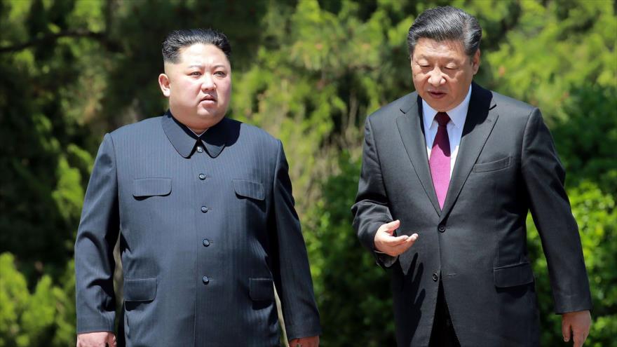China: Amistad con Pyongyang no cambiará bajo ninguna circunstancia