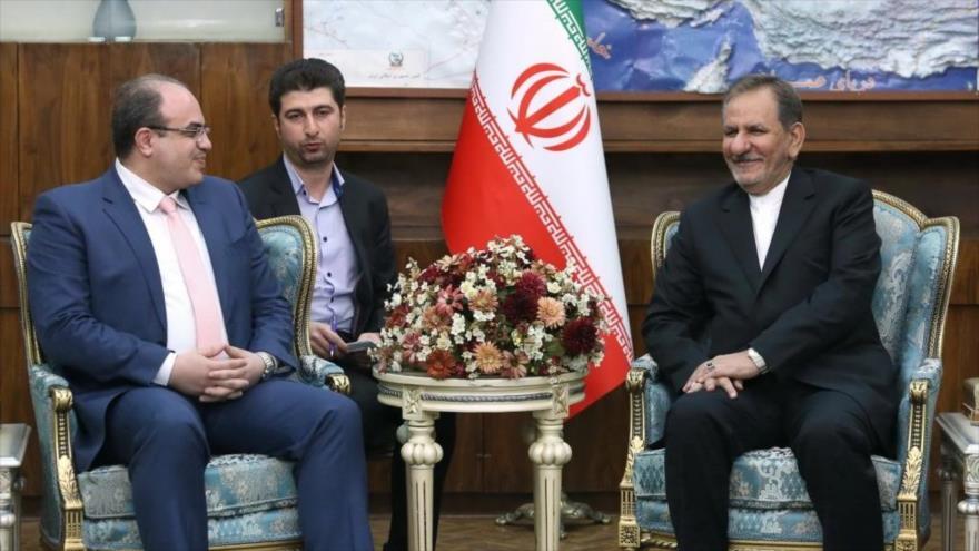 Irán seguirá al lado de Siria en la era de reconstrucción