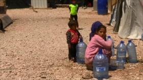 Desplazamiento forzado alcanza cifra récord en 2017