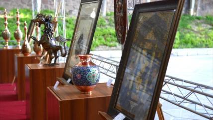 Irán celebra la Semana de la Artesanía