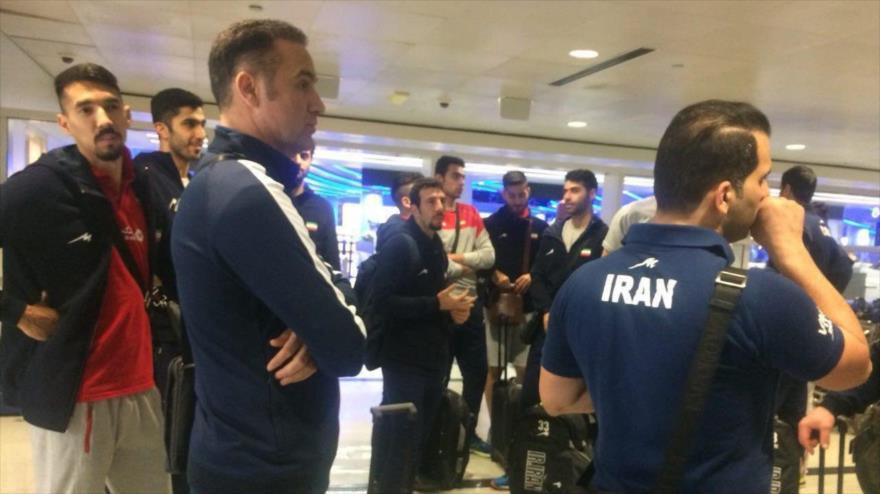 Irán denuncia a EEUU por negar visas a sus jugadores de voleibol