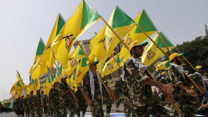 Hezbolá iraquí: el ataque aéreo reabre confrontación con Israel y EEUU