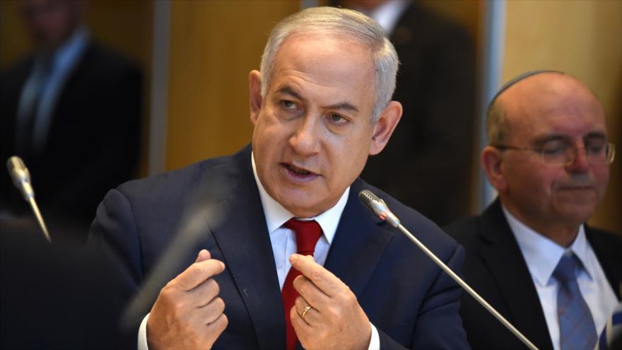 Netanyahu alaba 'decisión valiente' de EEUU de abandonar el CDHNU