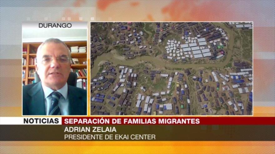 Adrian Zelaia: Occidente explota a migrantes como mano de obra