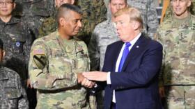 EEUU reforzará sus equipos militares y fuerzas en Corea del Sur