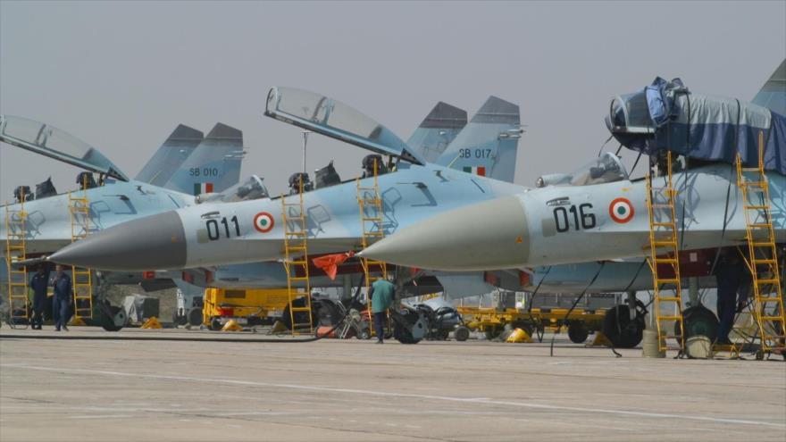 ¿Con quién aumentará La India cooperación militar? ¿EEUU o Rusia? | HISPANTV