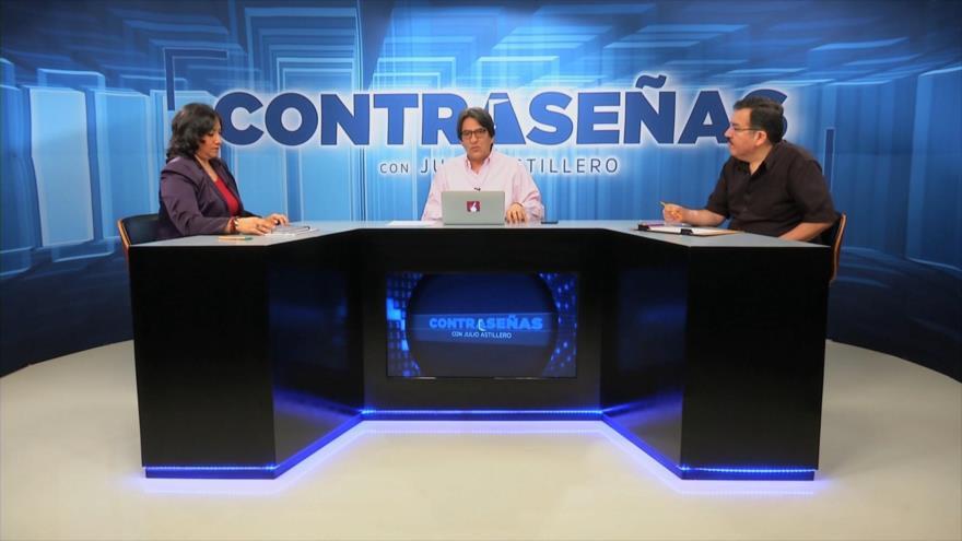 Contraseñas con Julio Astillero: Irma Eréndira Sandoval Ballesteros y Jayme Sifuentes: La guardiana de la honestidad
