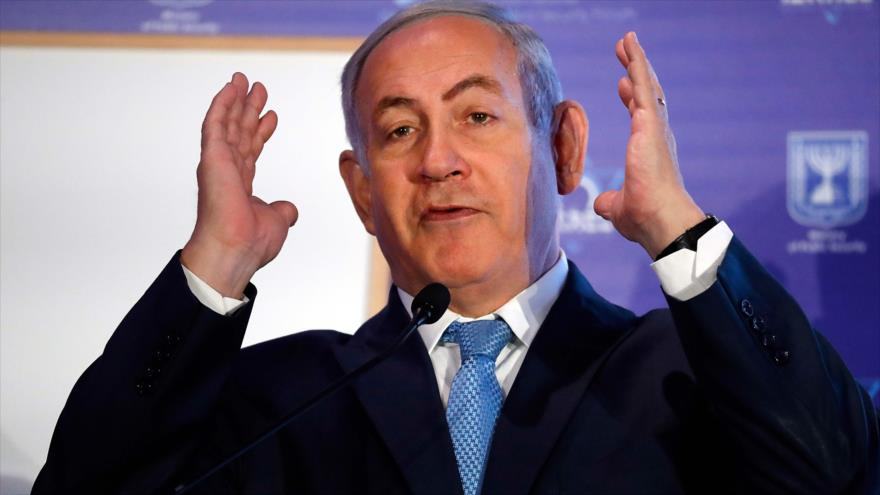 Netanyahu advierte de ciberataque a cazas y aerolíneas de Israel