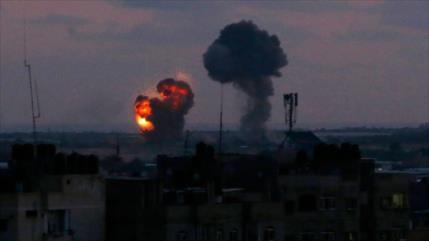 'Israel se prepara para una operación de gran escala en Gaza'