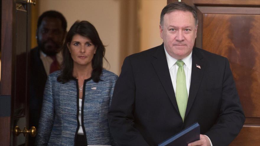 Venezuela y Bolivia repudian retiro de EEUU del Consejo de DDHH de ONU