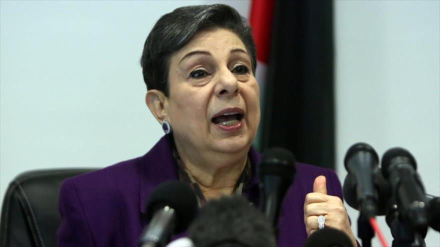 Palestina: salida de EEUU del Consejo de DDHH le aislará más en el mundo
