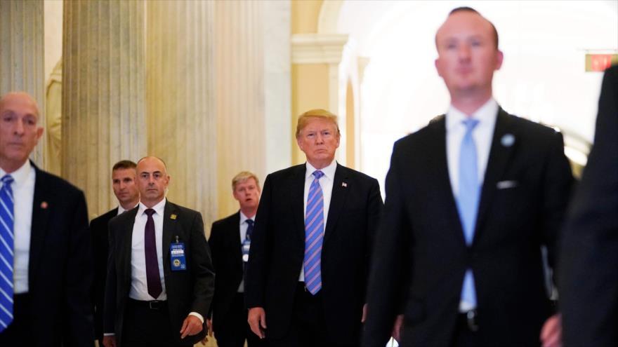 AI: Trump mostró su total desprecio por DDHH al sacar a EEUU de CDHNU