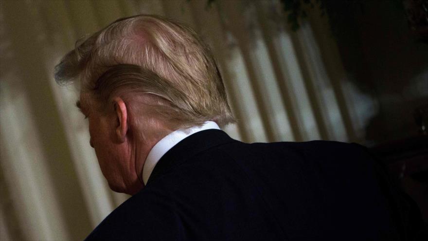 Irán: Trump está empujando a EEUU hacia crisis y aislamiento