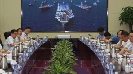 Informes revelan características del tercer portaviones de China