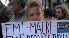 Sin pasar por Congreso, FMI gira 15 000 millones a Argentina