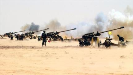 Ejército sirio intensifica su ofensiva cerca de altos del Golán